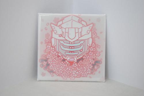 角缶バッチ(桜かすがいがー)