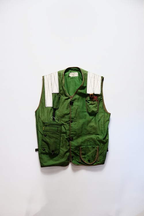 military flagman vest