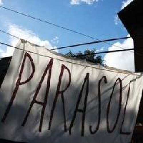 "PARASOL ""NOT THERE""  / CD"