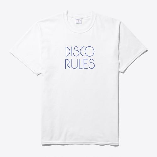Disco Rules Tee