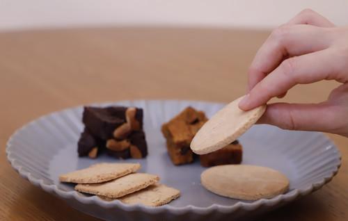 【まるごと野菜のやさしいスイーツ】焼菓子3点セット