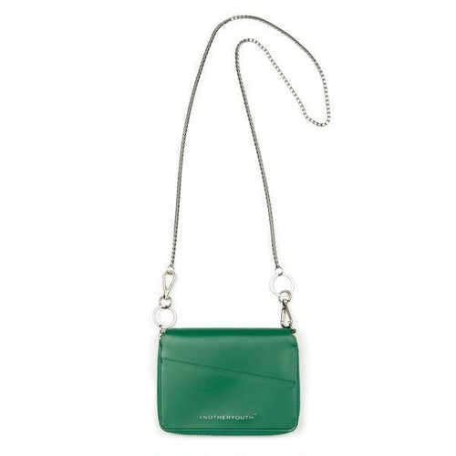 ANOTHER YOUTH Chain Mini Bag GREEN
