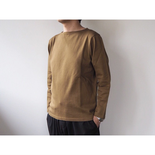 FLISTFIA (フリストフィア) Long Sleeve Basque T-Shirts