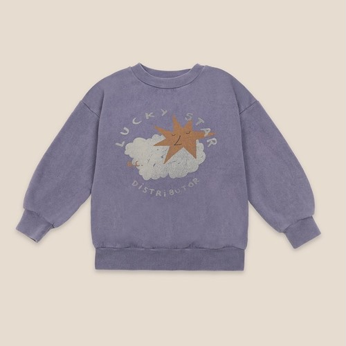 BOBOCHOSES Lucky Star Kids Sweat