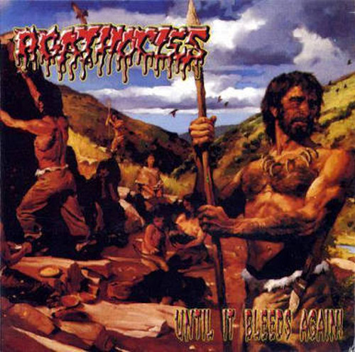 【USED】AGATHOCLES / Until it bleeds again