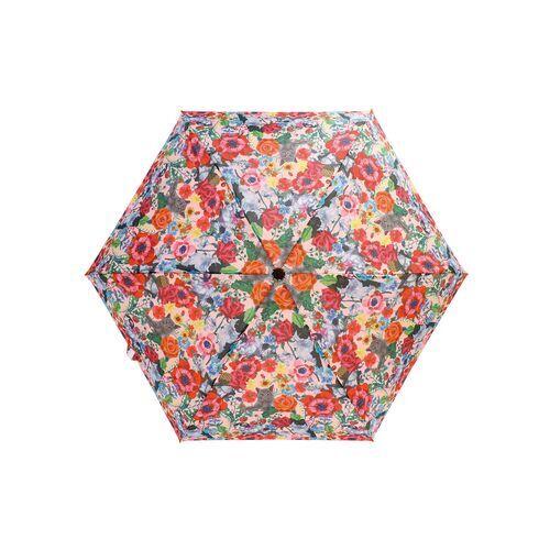 雨の日が待ち遠しくなる♩Nathalie Lete 折りたたみ傘(Cat&Flower)