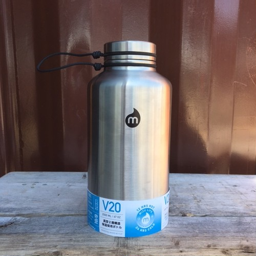 MIZU V20 WIDE Stainless(1950ml)