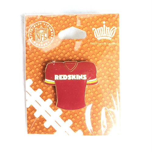 ワシントン レッドスキンズ WASHINGTON REDSKINS ジャージ ユニホーム バッチ NFL 1654