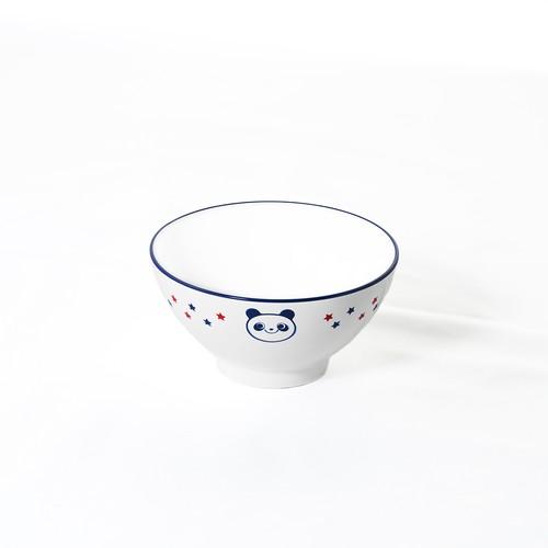 ハグミ― レンジお茶碗 パンダ