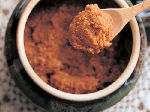 自然栽培の竜くんの素材で作るお味噌キット