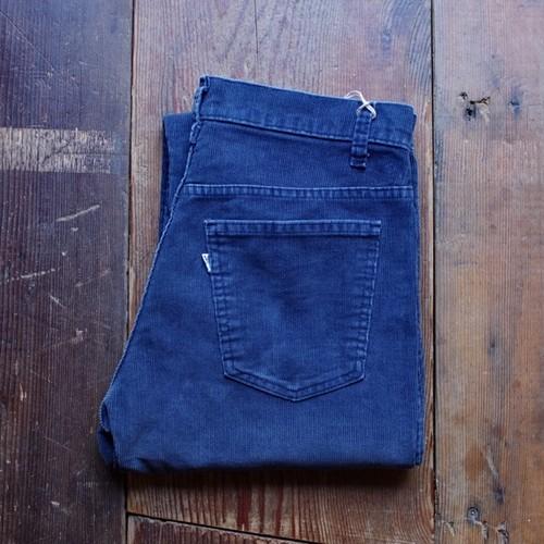 1990s Levi's 519 - 1517 Corduroy Pants Navy / リーバイス コーデュロイ パンツ ネイビー 紺 コーズ