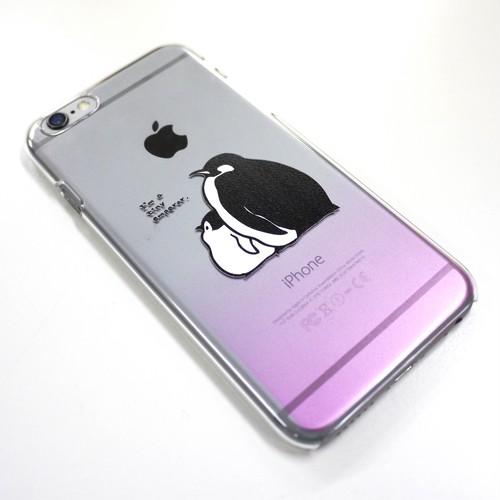 iPhoneハードケース コウテイペンギン