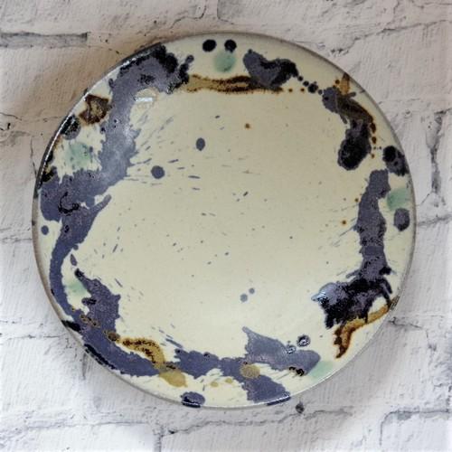やちむん【南陶窯】6寸皿