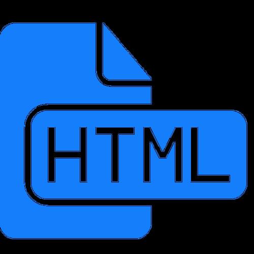 ホームページ作成(HTML)
