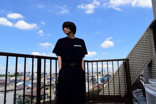 Mellow YouthロゴTシャツ BLACK