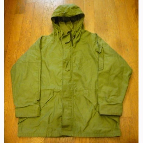 ALPHA PARKA,COLD WEATHER DAC 100-97-1400 (LARGE)  ★送料無料 !!