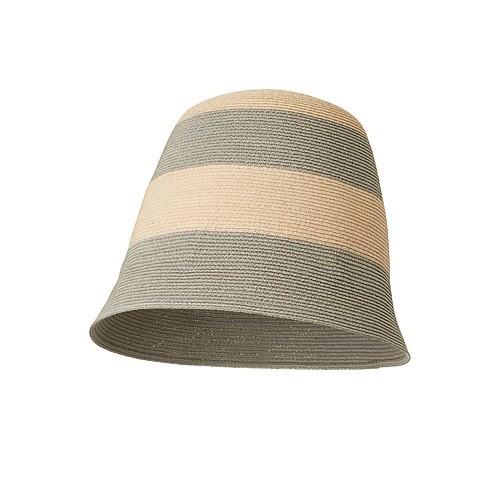 TALL BODER HAT/gray