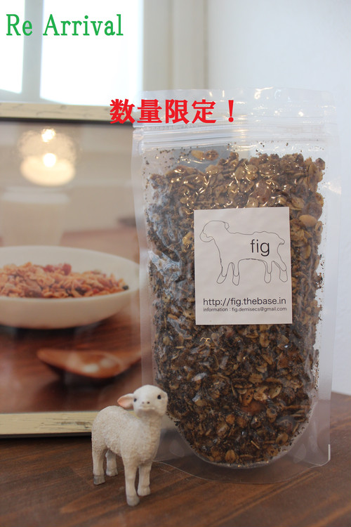 11月限定☆coffee granola(コーヒーグラノーラ)180g