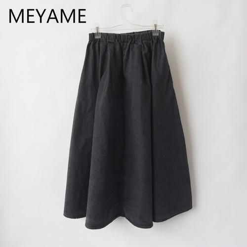 MEYAME/メヤメ・Cotton Skirt