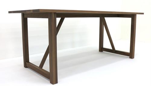 スラント ダイニングテーブル DT400WN