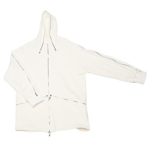 Hood Jacket (White)