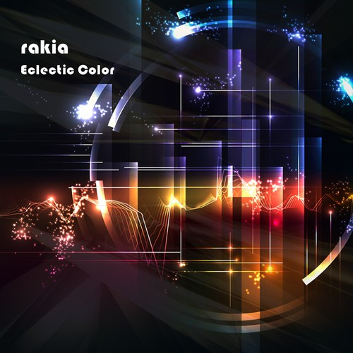【PFCD62】rakia『Eclectic Color』