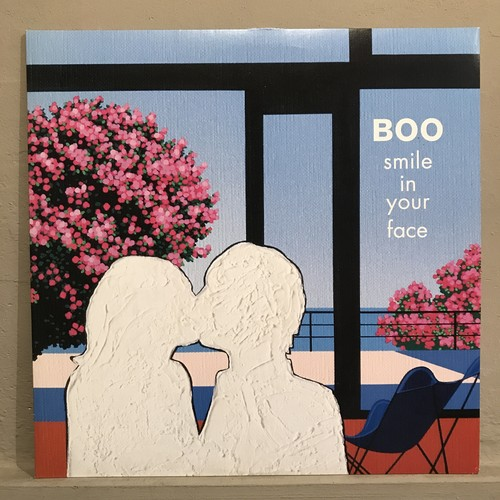 ●BOO feat MURO / SMILE IN YOUR FACE