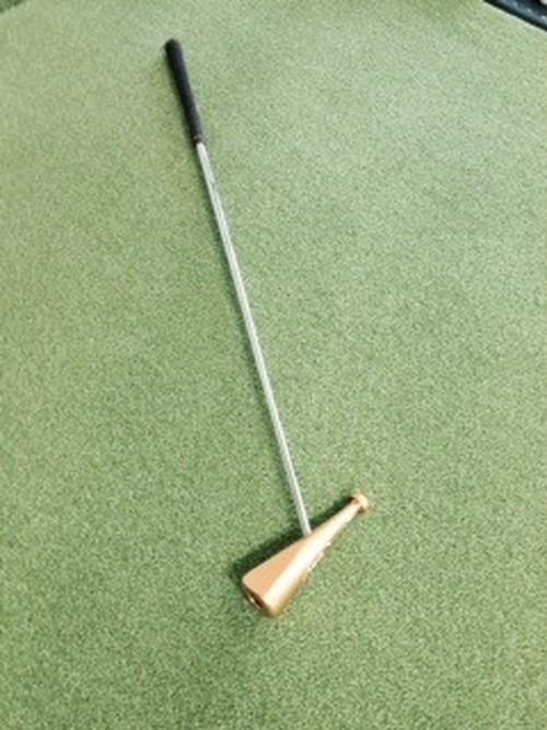 フェースローテーションゴルフ練習器具