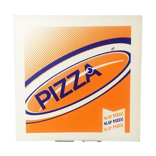 PIZZA BOX 12 inch (パーカー ライトブルー・ステッカー付)