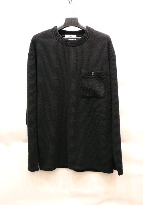 【MEN】Black Knit
