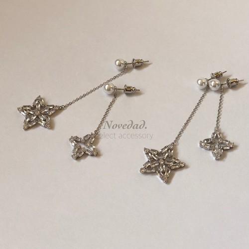 asymmetry star pierce