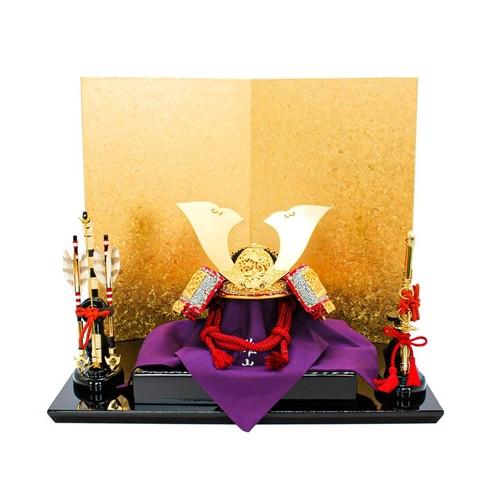 奈良県 春日大社の国宝 赤糸威大鎧の兜