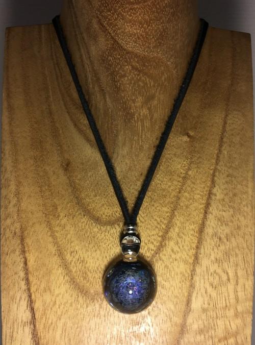 Nebula galaxy pendant
