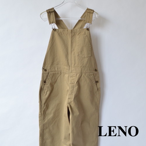 LENO/リノ・OVERALLS <WEST POINT>