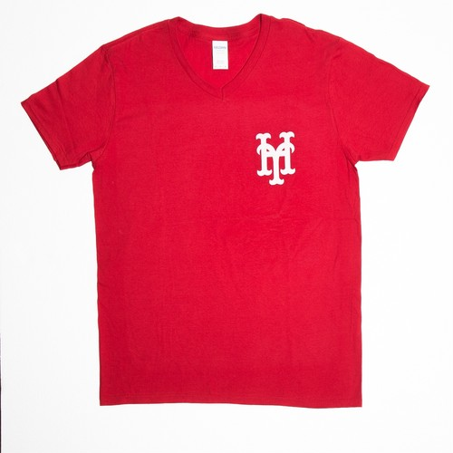 YH Mets T Shirt (RED×WHT)