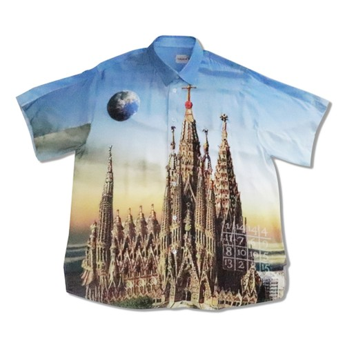 WANNA PARADAIGM SHIFT Short Sleeve Shirts MULTI