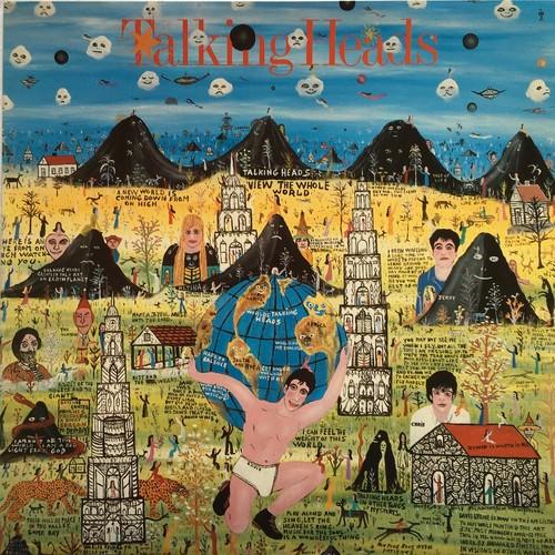 【LP・蘭盤】Talking Heads / Little Creatures