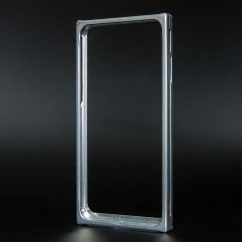 iPhone7ジュラルミンケース シルバー