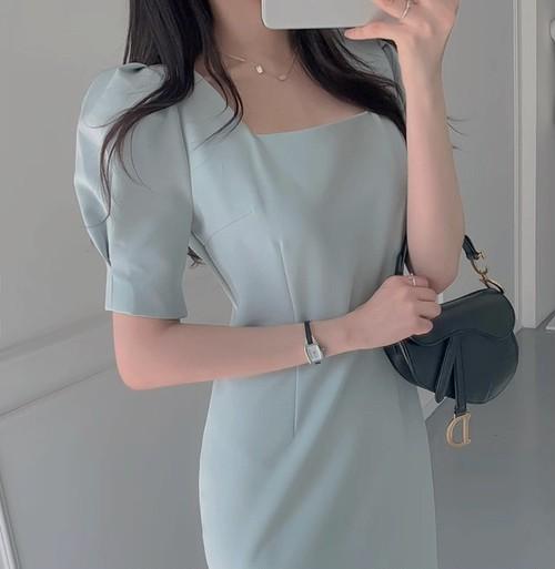 parisienne dress 2color