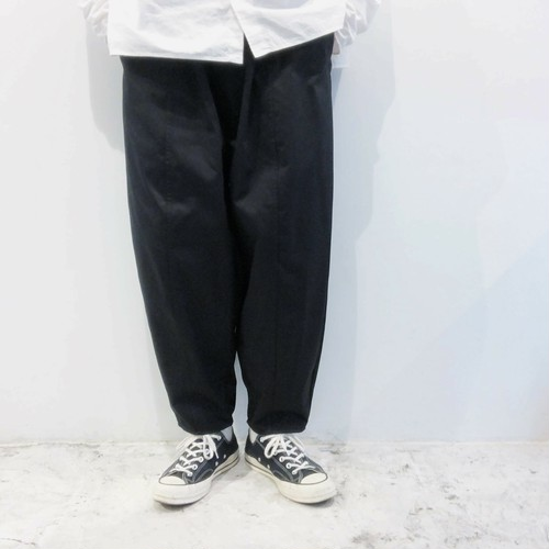FIRMUM 【フィルマム】 COTTON & POLYESTER WEST-POINT TWILL Pants