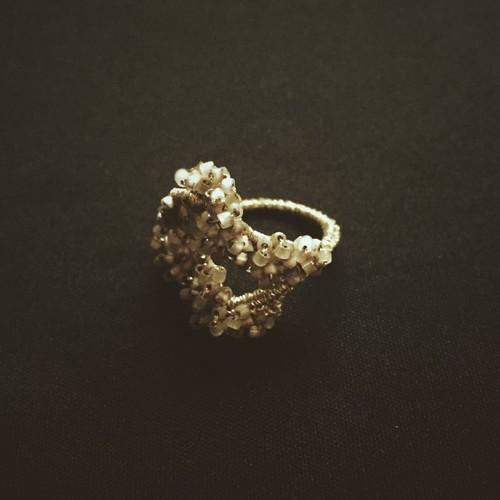 Crystal Bijoux Ring 054