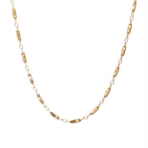 Sandy Blonde Necklace