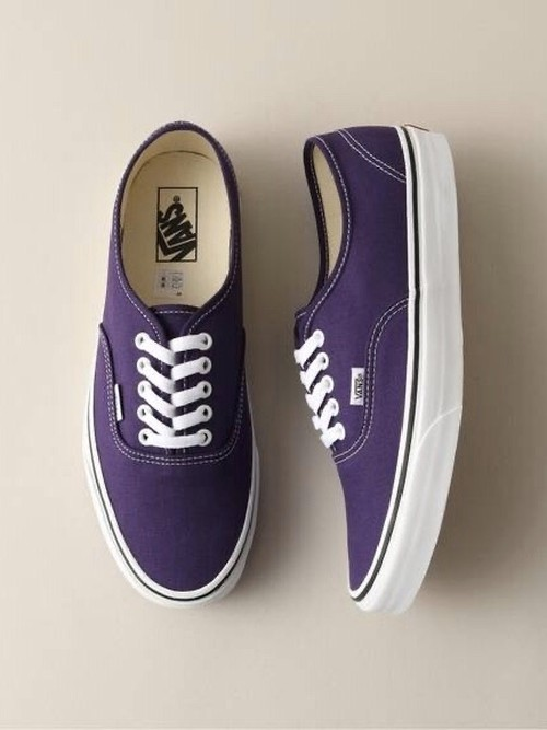【VANS】AUTHENTIC