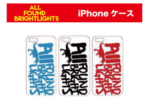 ALL FOUND BRIGHTLIGHTS iPhoneケース