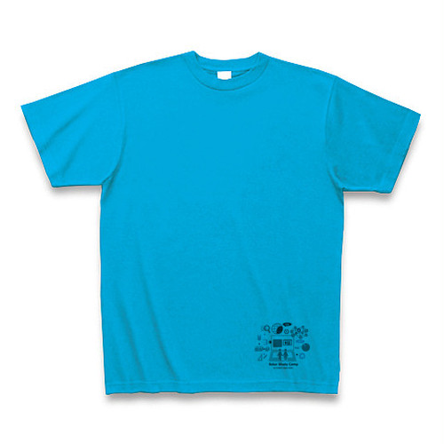 Solur Study Camp T-Shirt - Solur Blue -