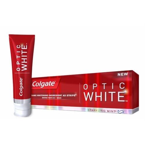 コルゲート オプティック ホワイト スパークリングミント / Colgate Optic White Sparkling Mint 100g