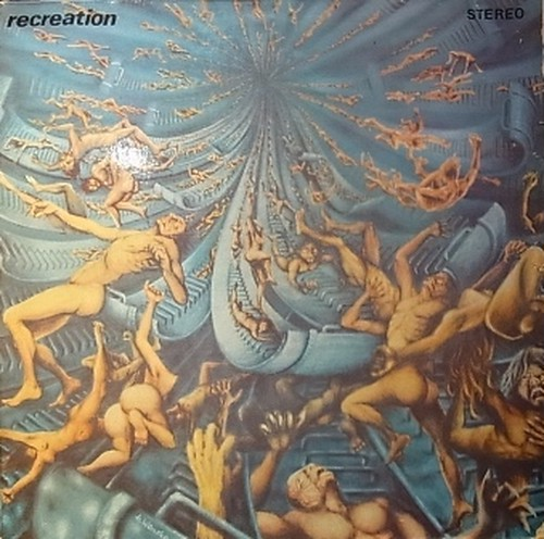 【LP】RECREATION/same