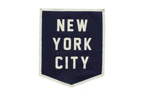 NEW YORK CITY Championship Banner