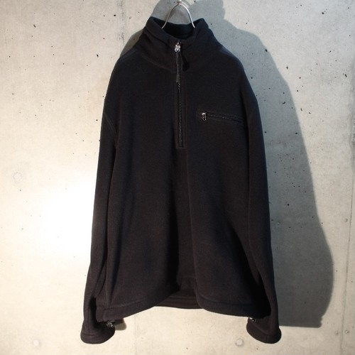 Half Zip Fleece Jacket