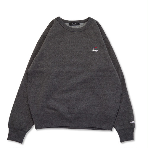 DET Crewneck Sweat (Charcoal)
